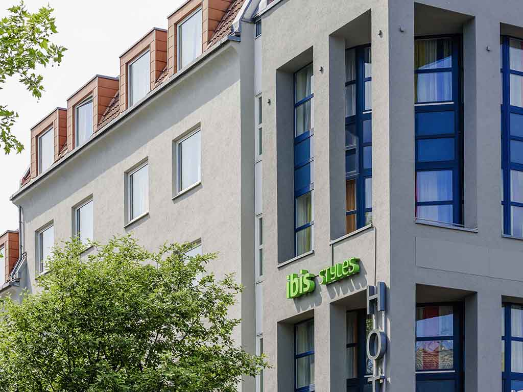 ibis Styles Аахен Сити