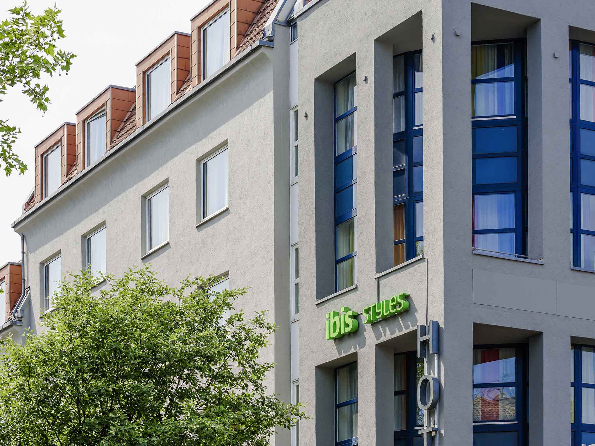 Hotell – ibis Styles Hotel Aachen City