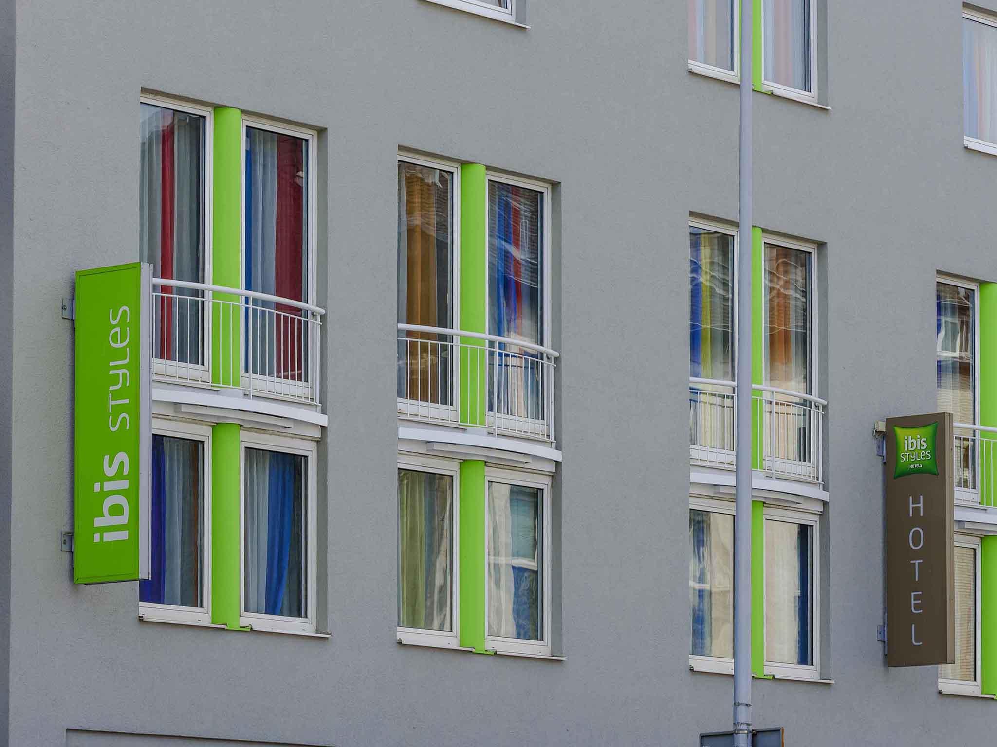 Hotel ibis Styles Hotel Aachen City