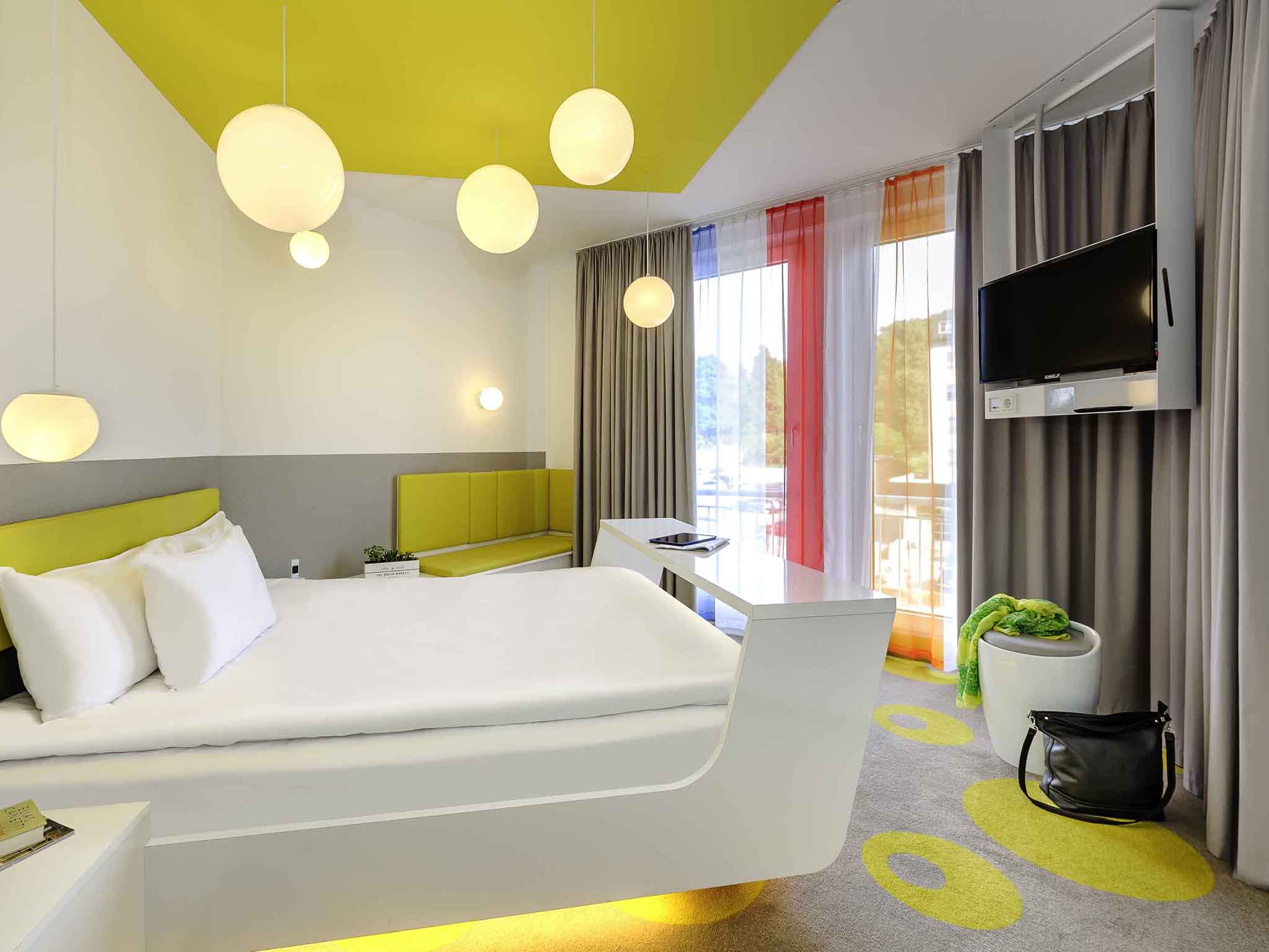 Camere ibis Styles Hotel Aachen City