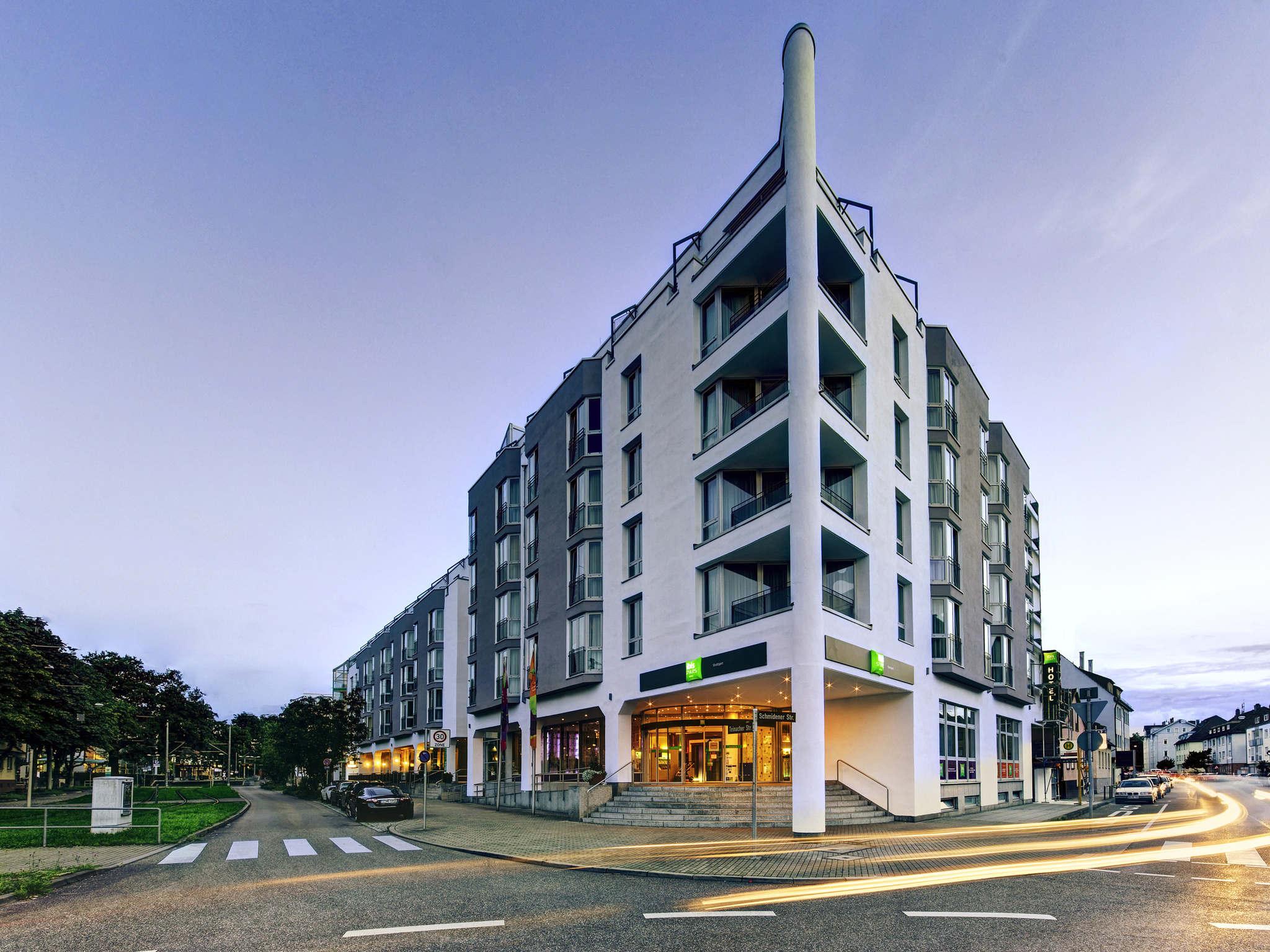 호텔 – ibis Styles Stuttgart