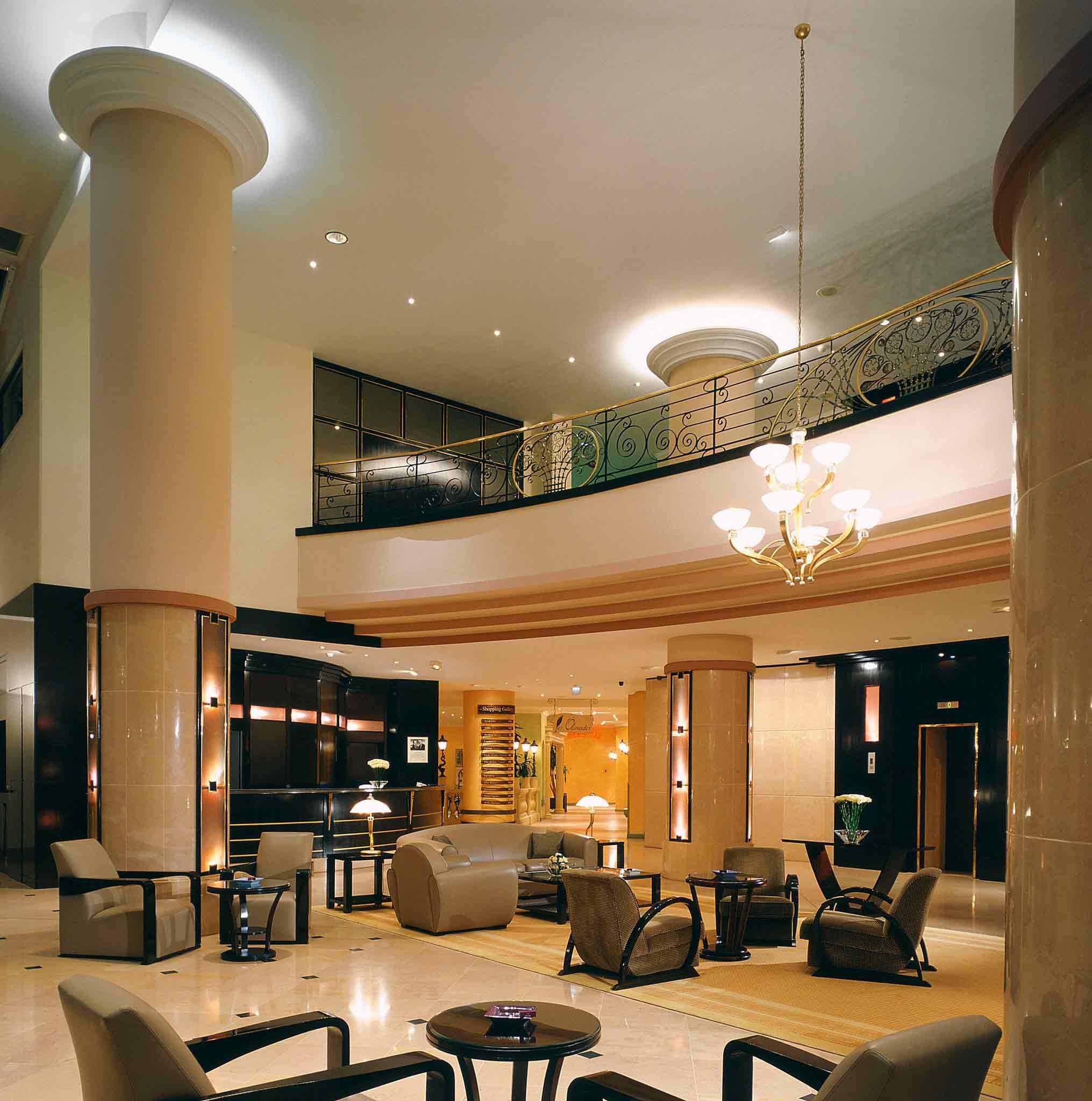 โรงแรม – Pullman Bucharest World Trade Center