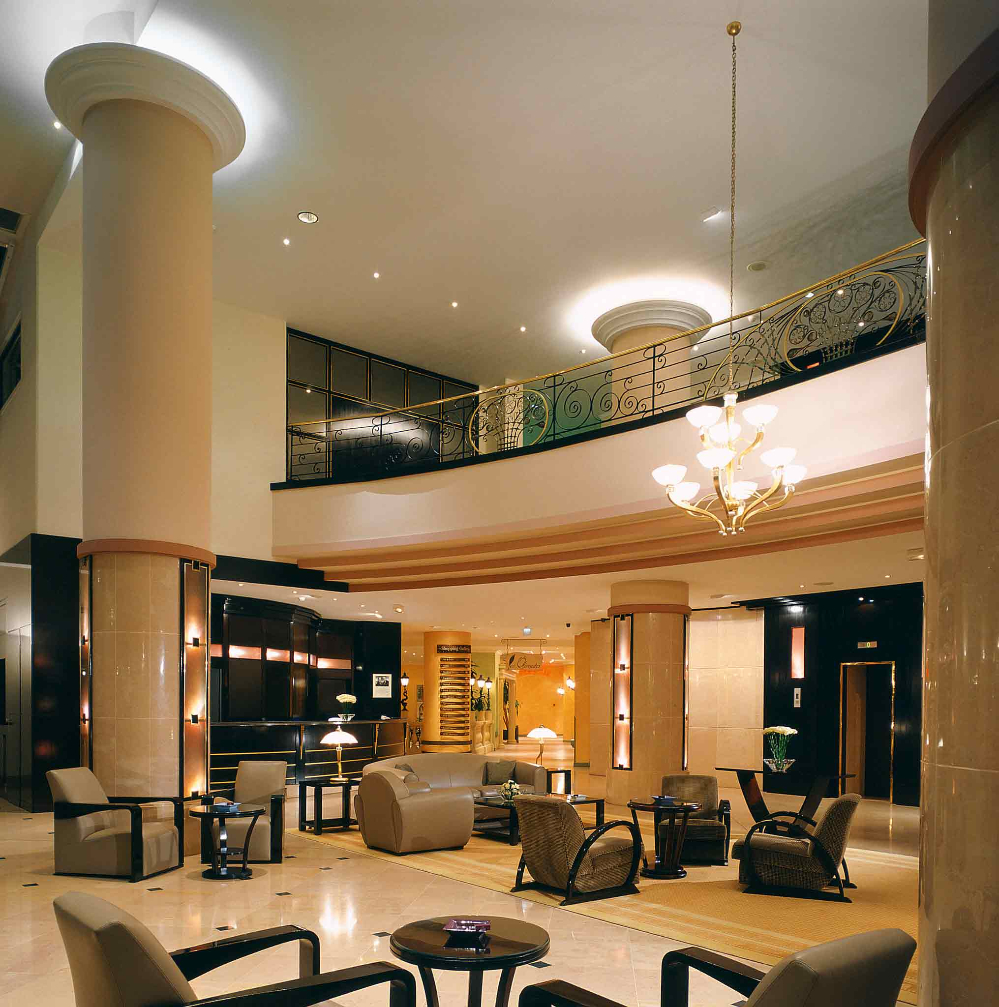 酒店 – 布加勒斯特世贸中心铂尔曼酒店