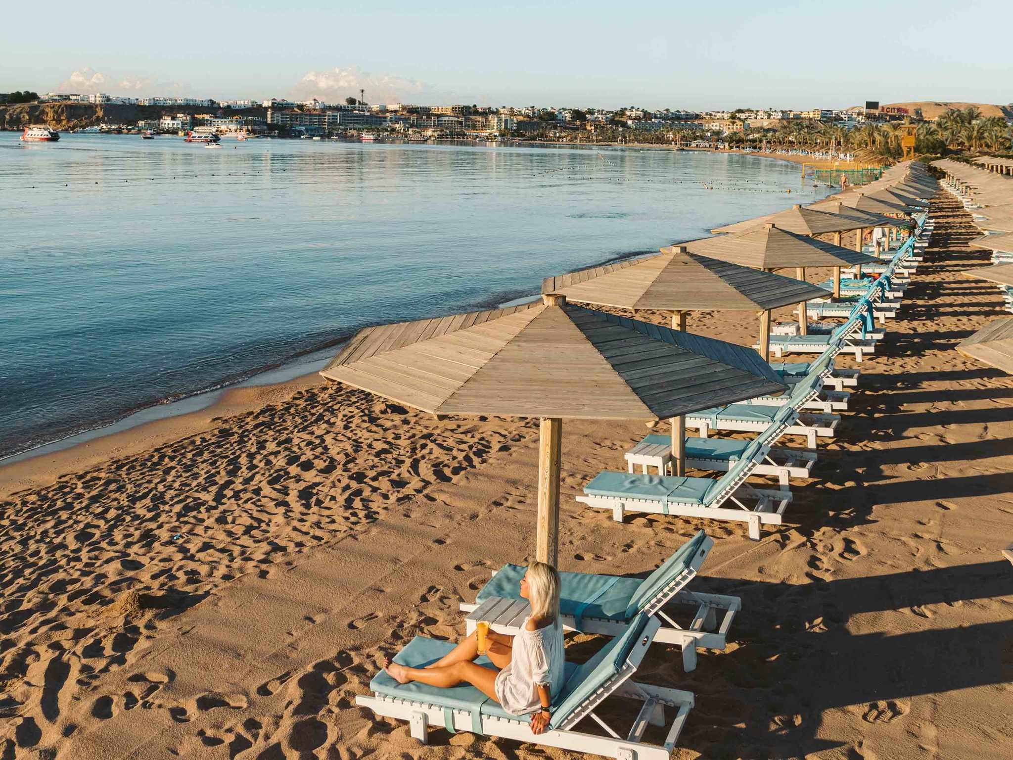 โรงแรม – Novotel Sharm El Sheikh
