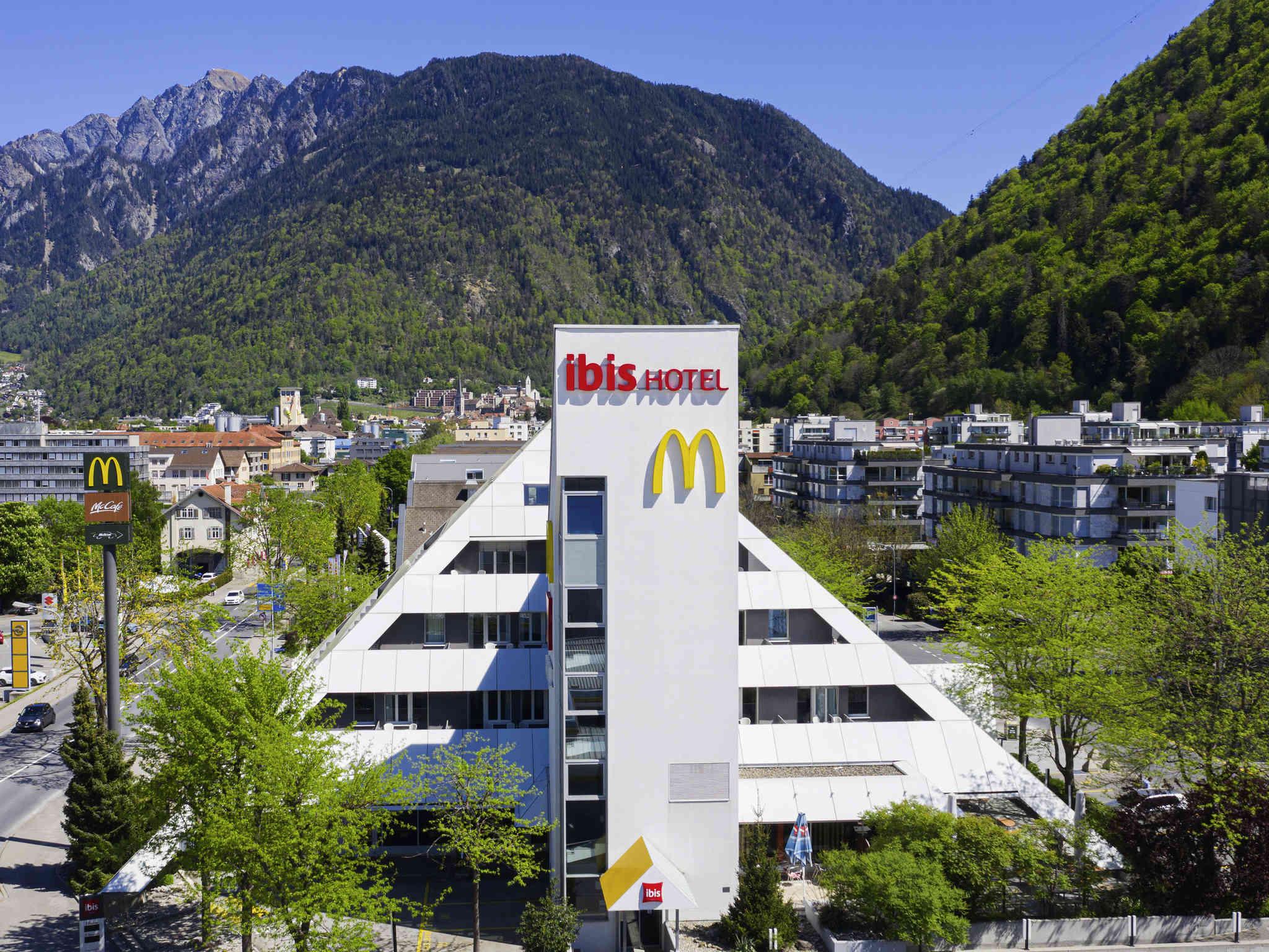 โรงแรม – ibis Chur