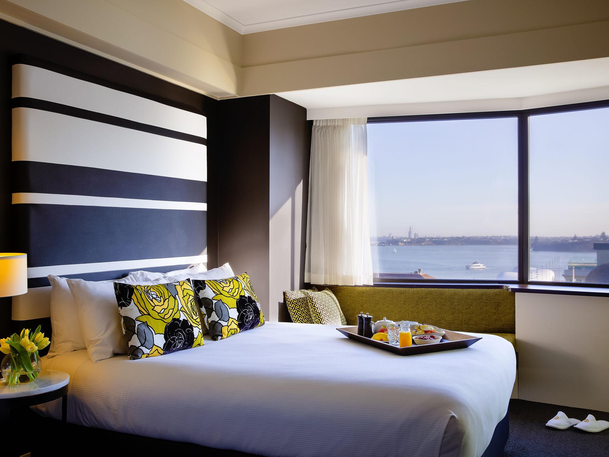 Hotel – Grand Mercure Auckland