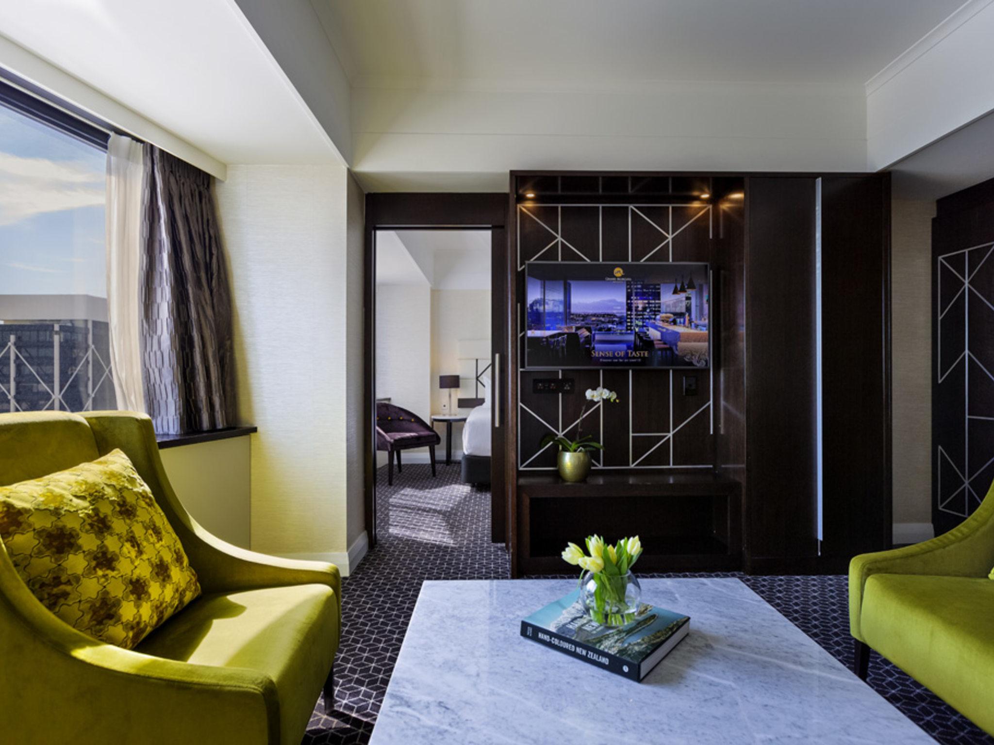 Hotel en AUCKLAND - Grand Mercure Auckland