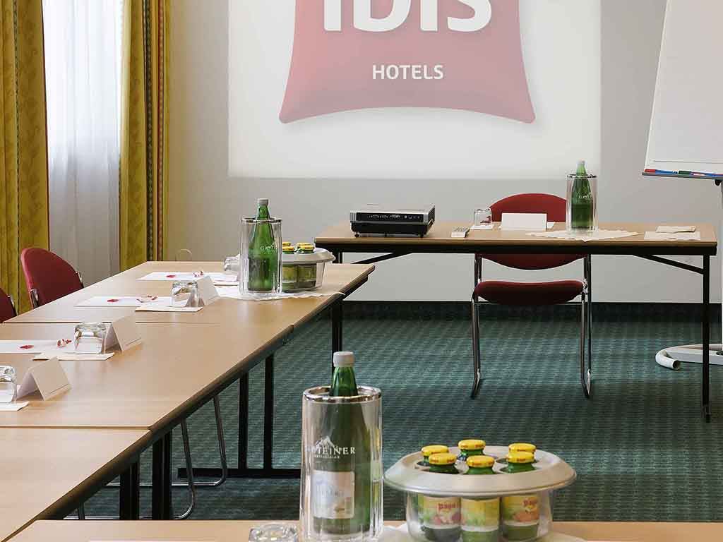 Ibis linz city votre h tel conomique linz accor for Hotel economique