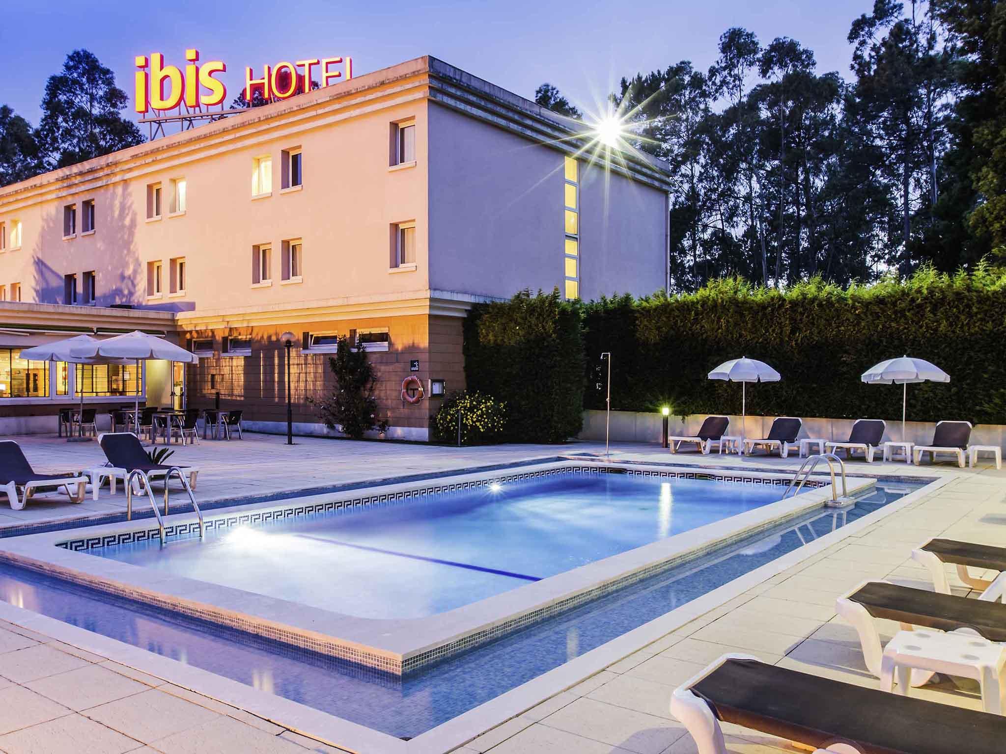 Отель — ibis Porto Sul Europarque