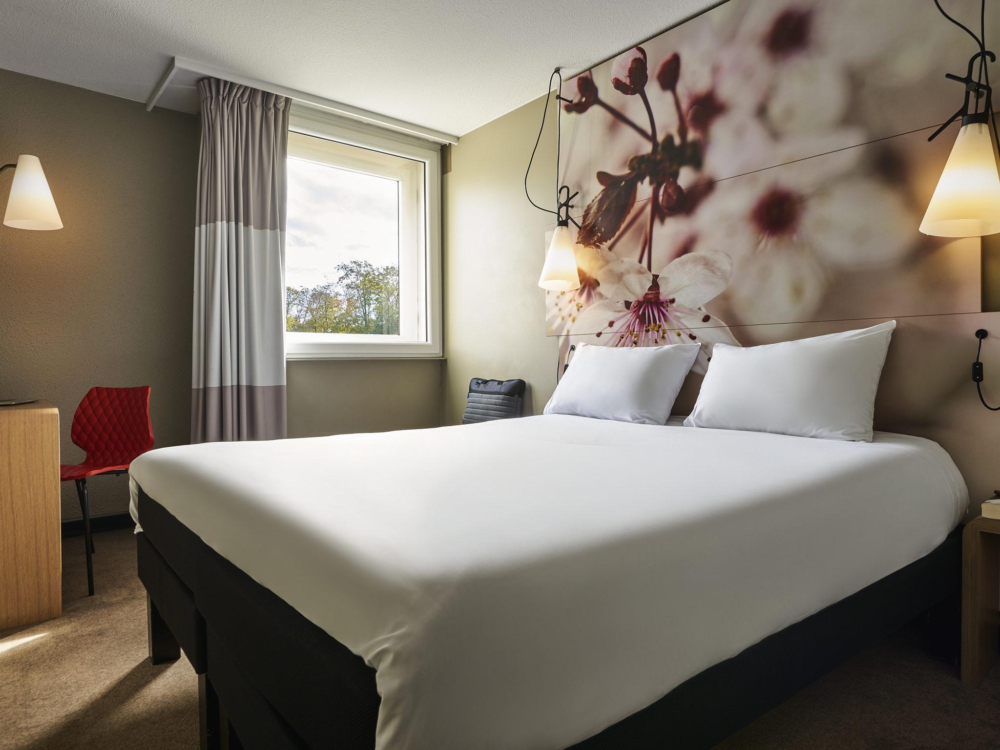 โรงแรม – ibis Marne-la-Vallée Émerainville