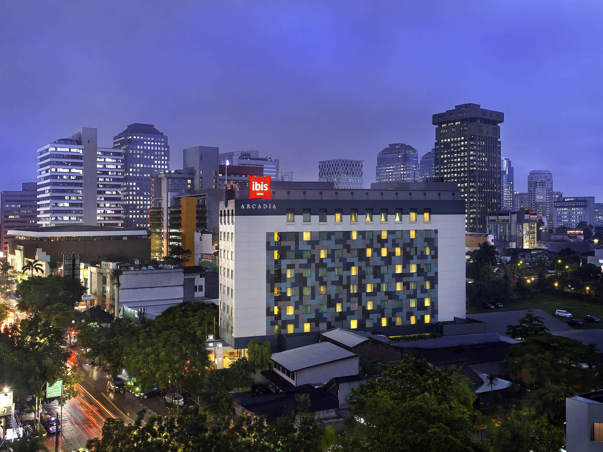 酒店 – 宜必思雅加达阿卡迪亚酒店