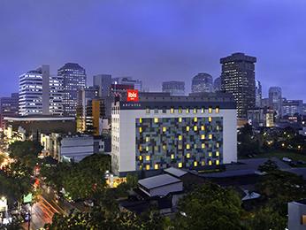 ホテルアルカディアジャカルタ