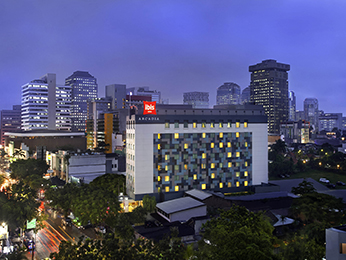 Hotel Arcadia Jakarta