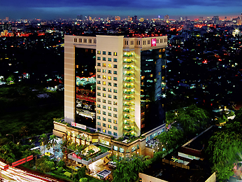 雅加达宜必思斯丽披酒店