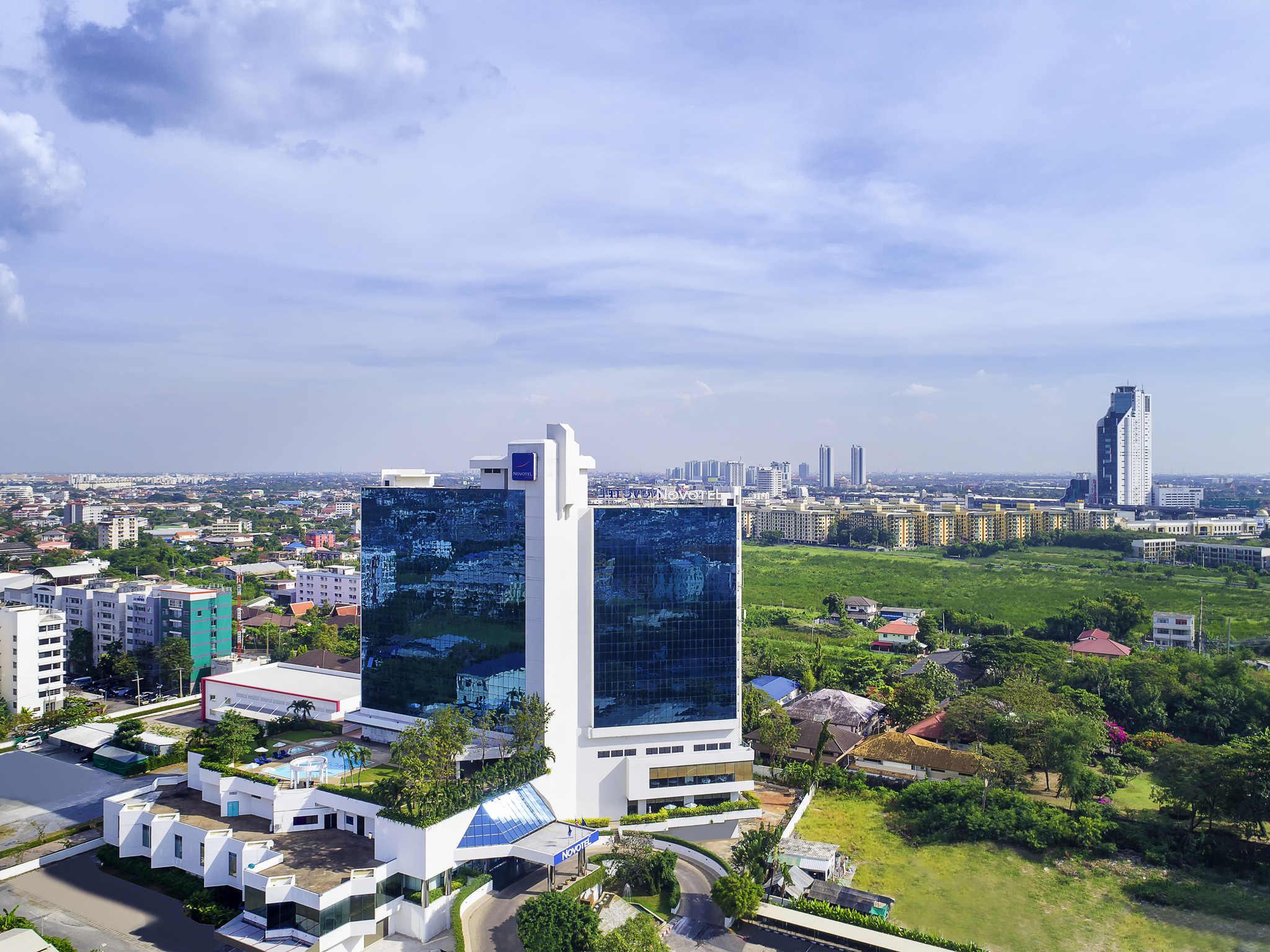 Novotel Bangkok Bangna Hotel | AccorHotels