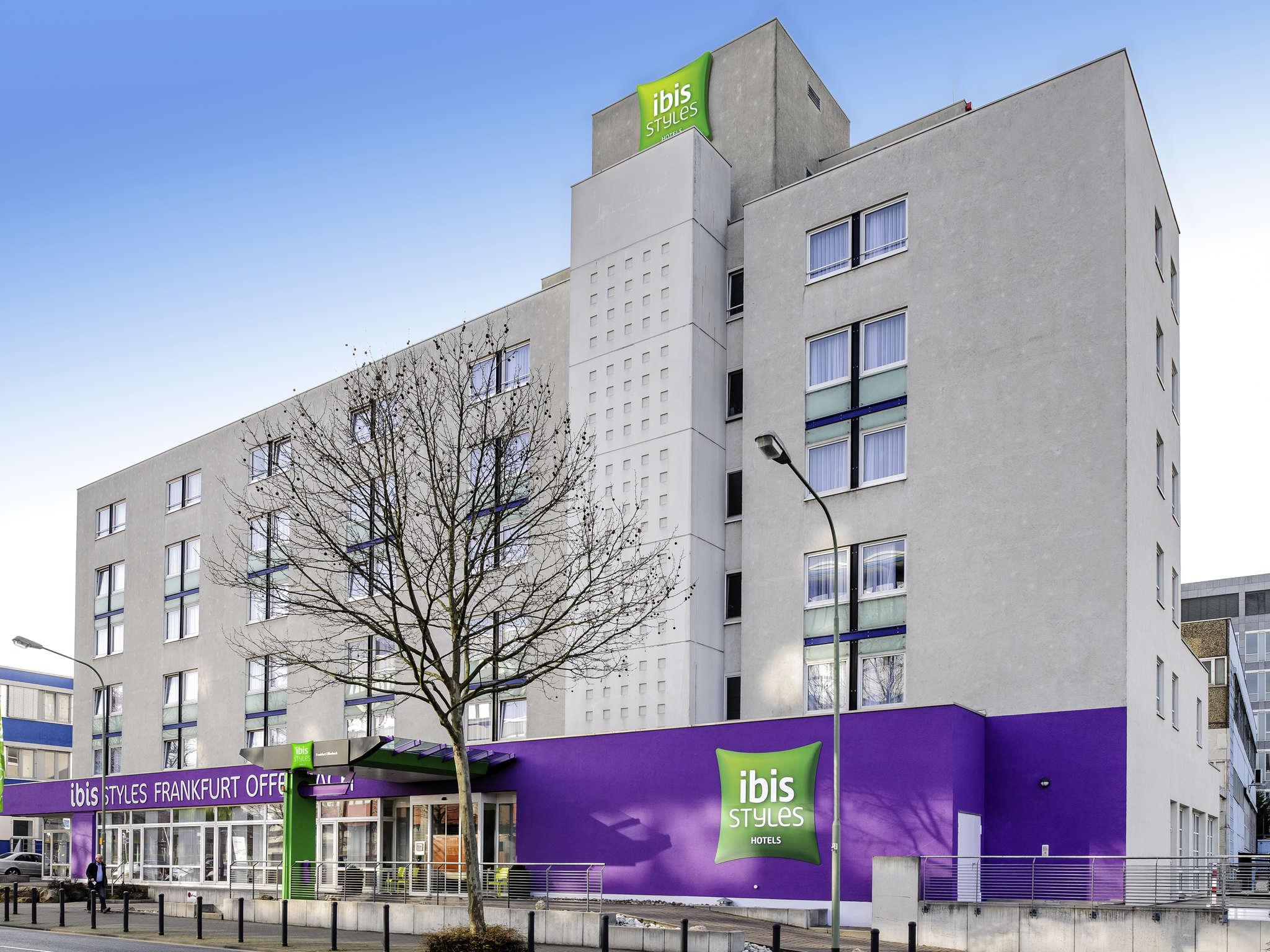 Hotel Ibis Styles Frankfurt Offenbach