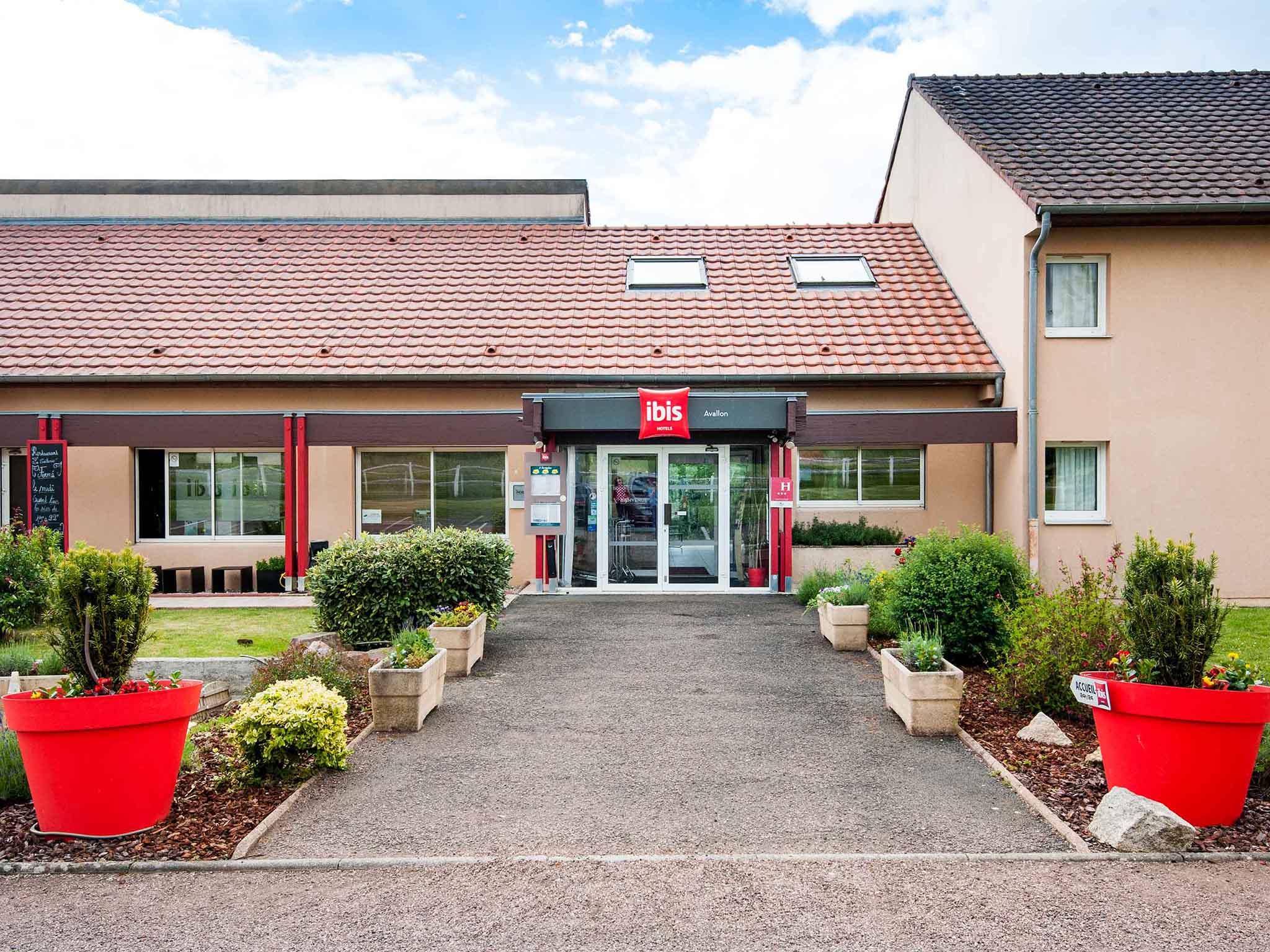 โรงแรม – ibis Avallon