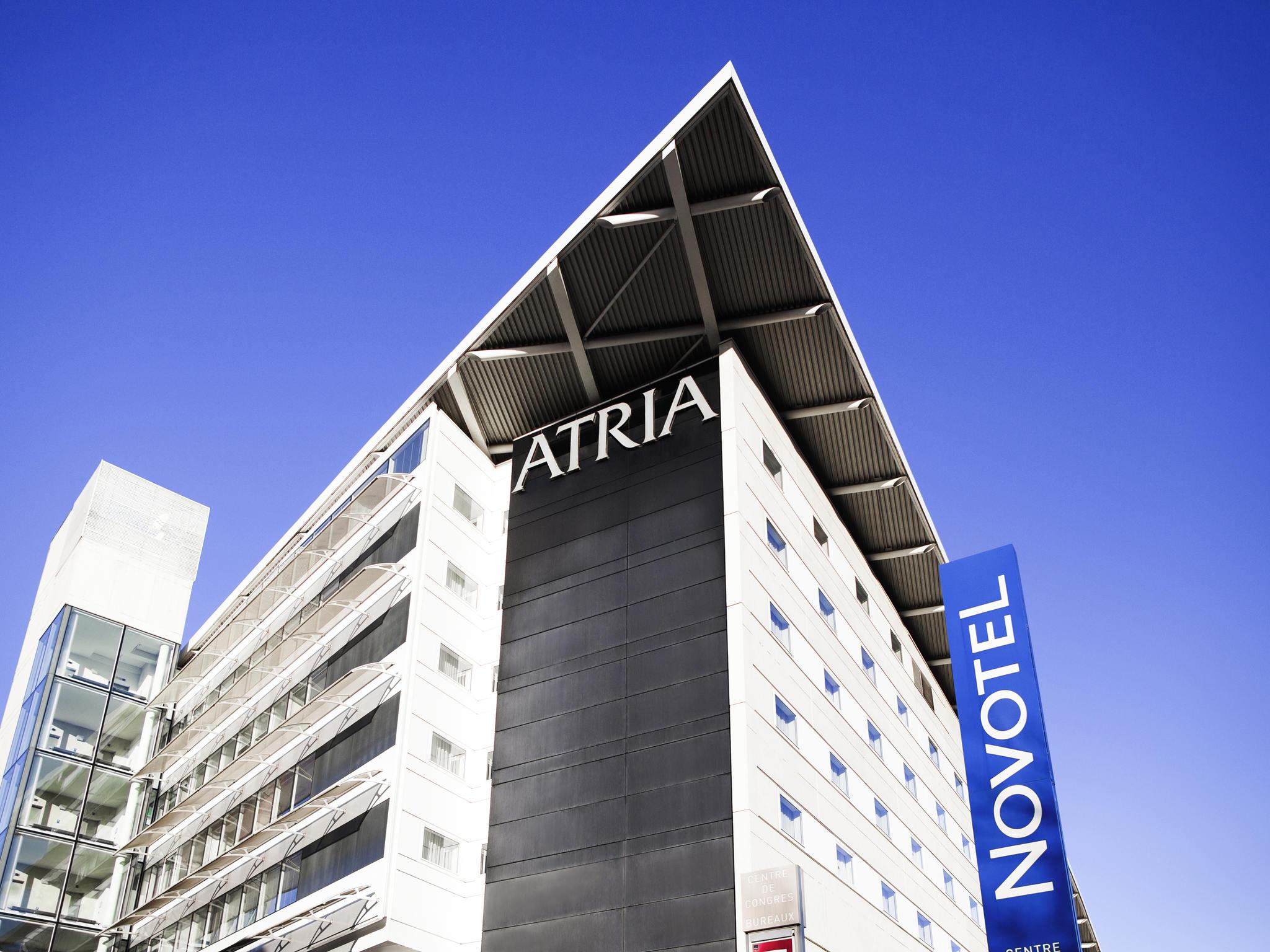 Отель — Novotel Бельфор Центр Атрия