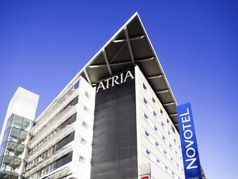 Novotel Belfort Centre Atria