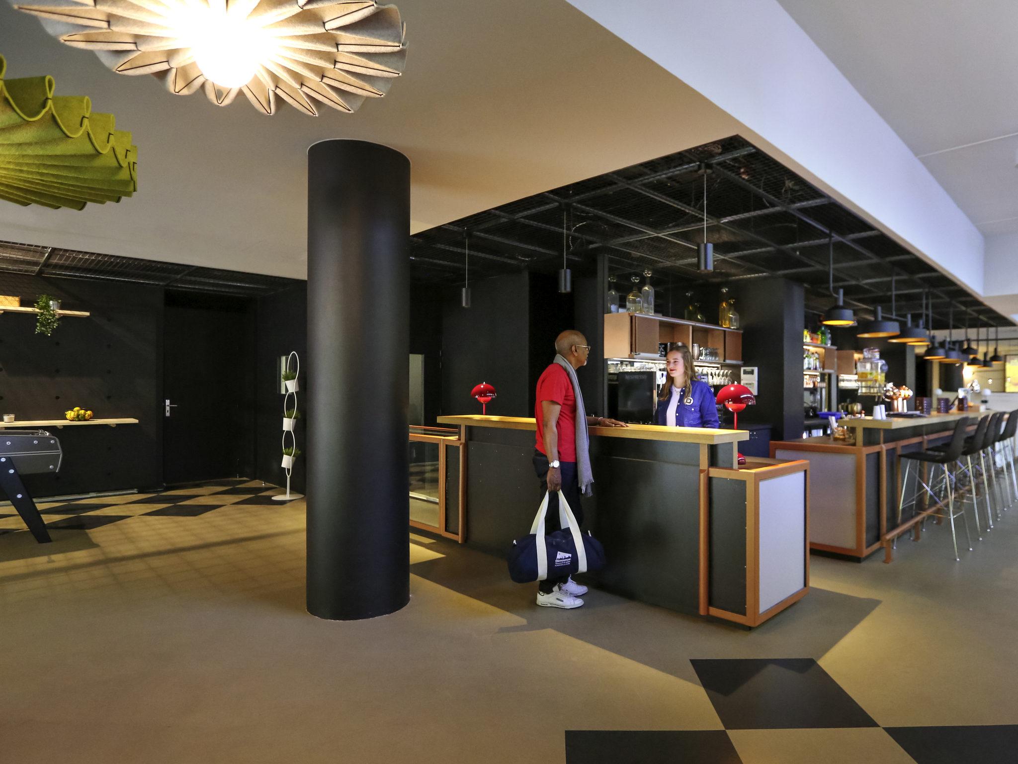 酒店 – 宜必思巴黎贝西乡村 12ème 酒店