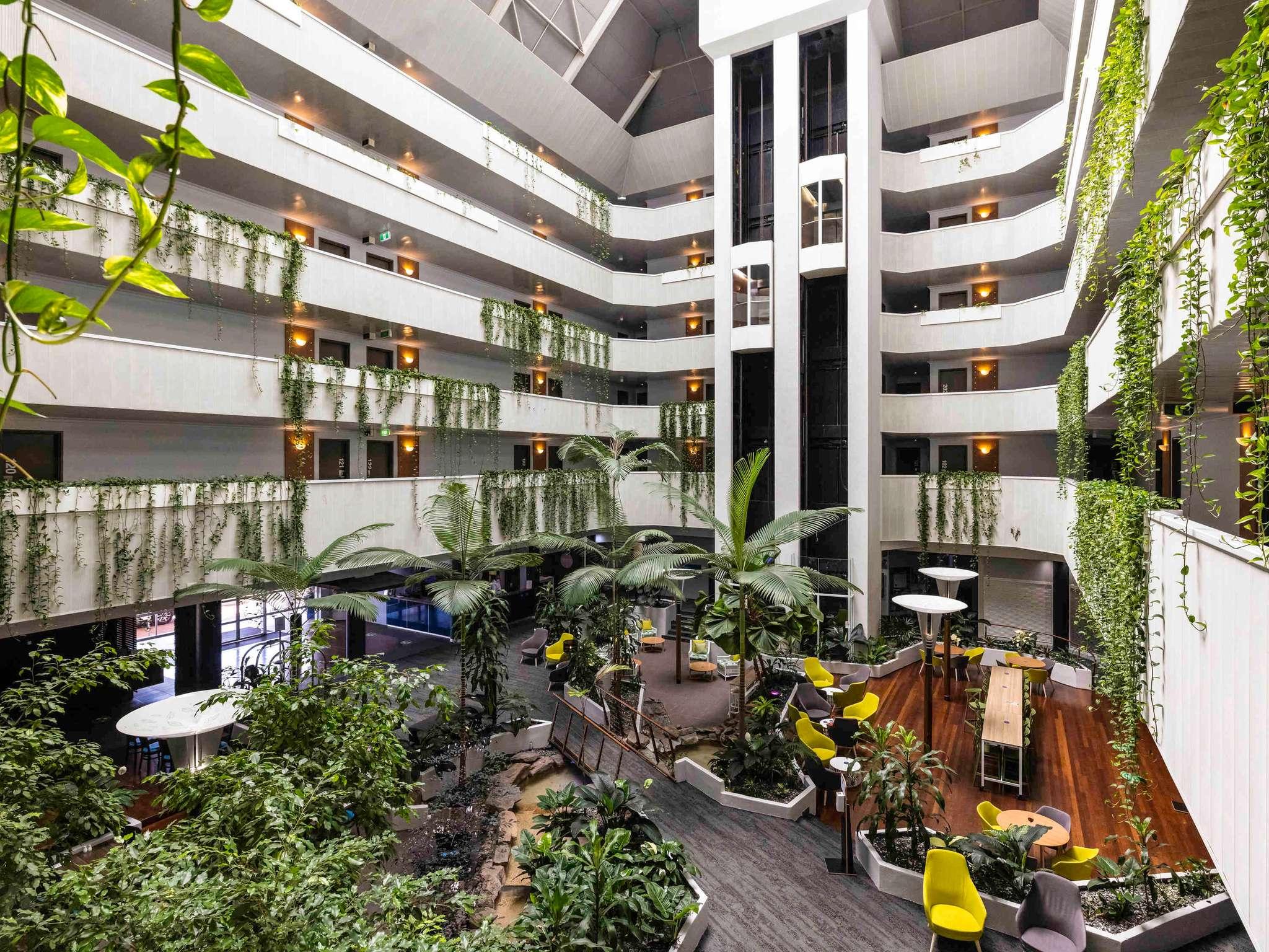 Hôtel - Novotel Darwin CBD