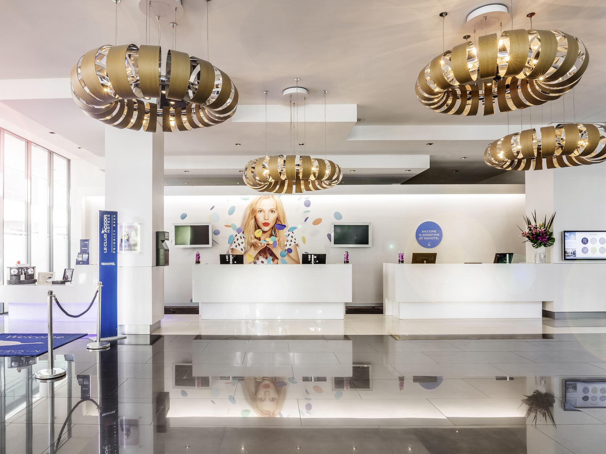 โรงแรม – Novotel Brisbane