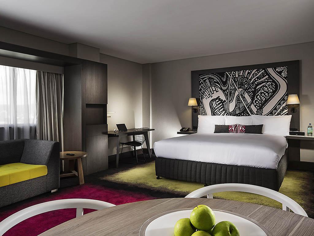 Hotel in brisbane   mercure brisbane