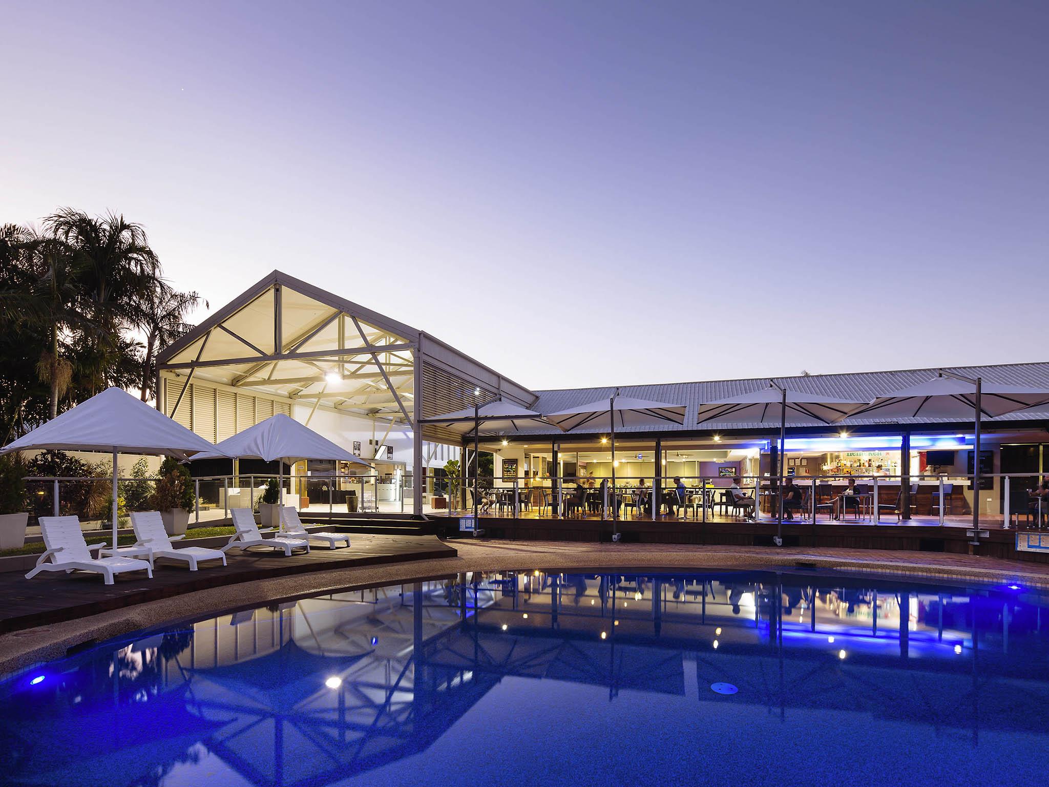 โรงแรม – Mercure Townsville