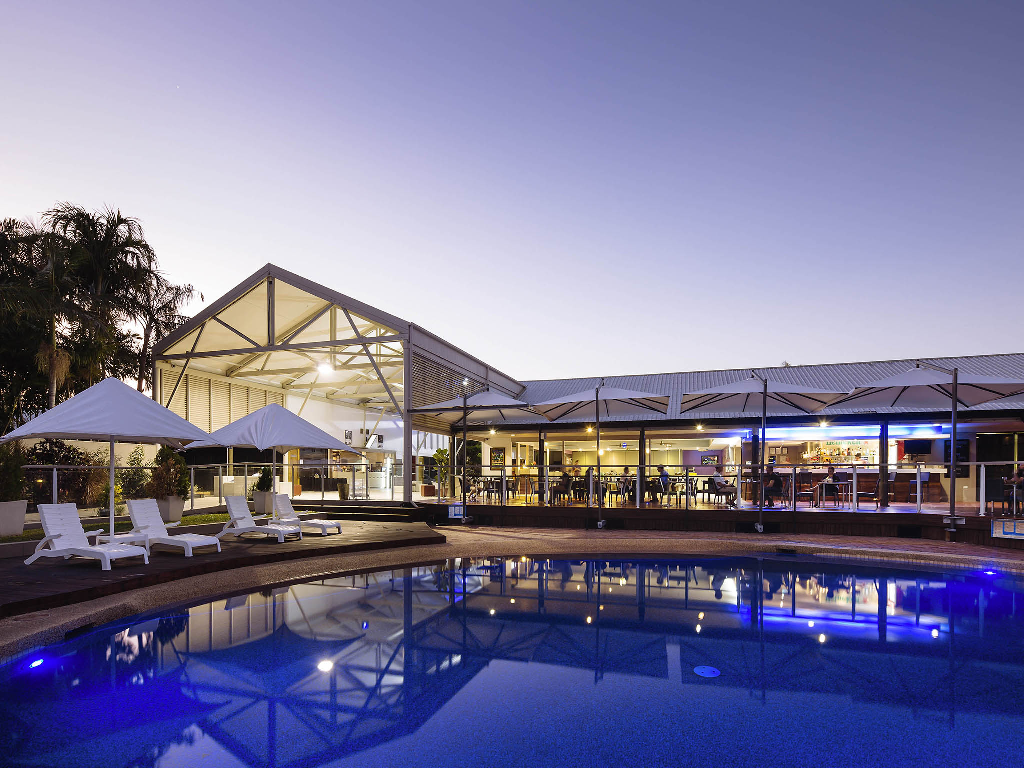 Hotell – Mercure Townsville