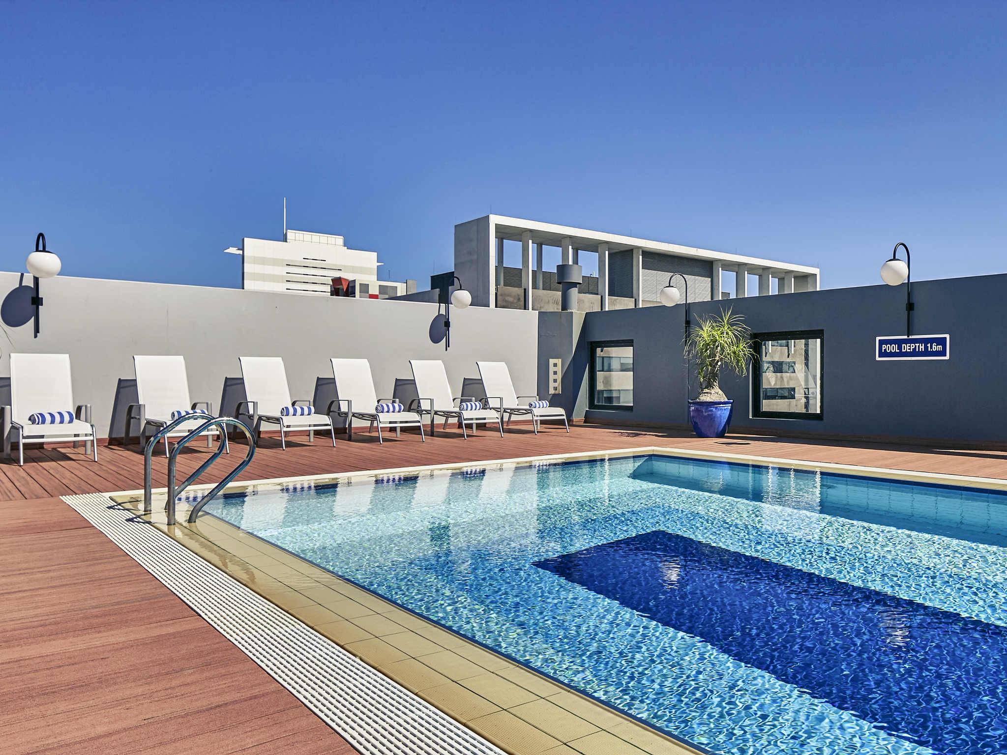 โรงแรม – Mercure Perth