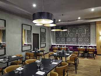 Restaurante - Mercure Perth