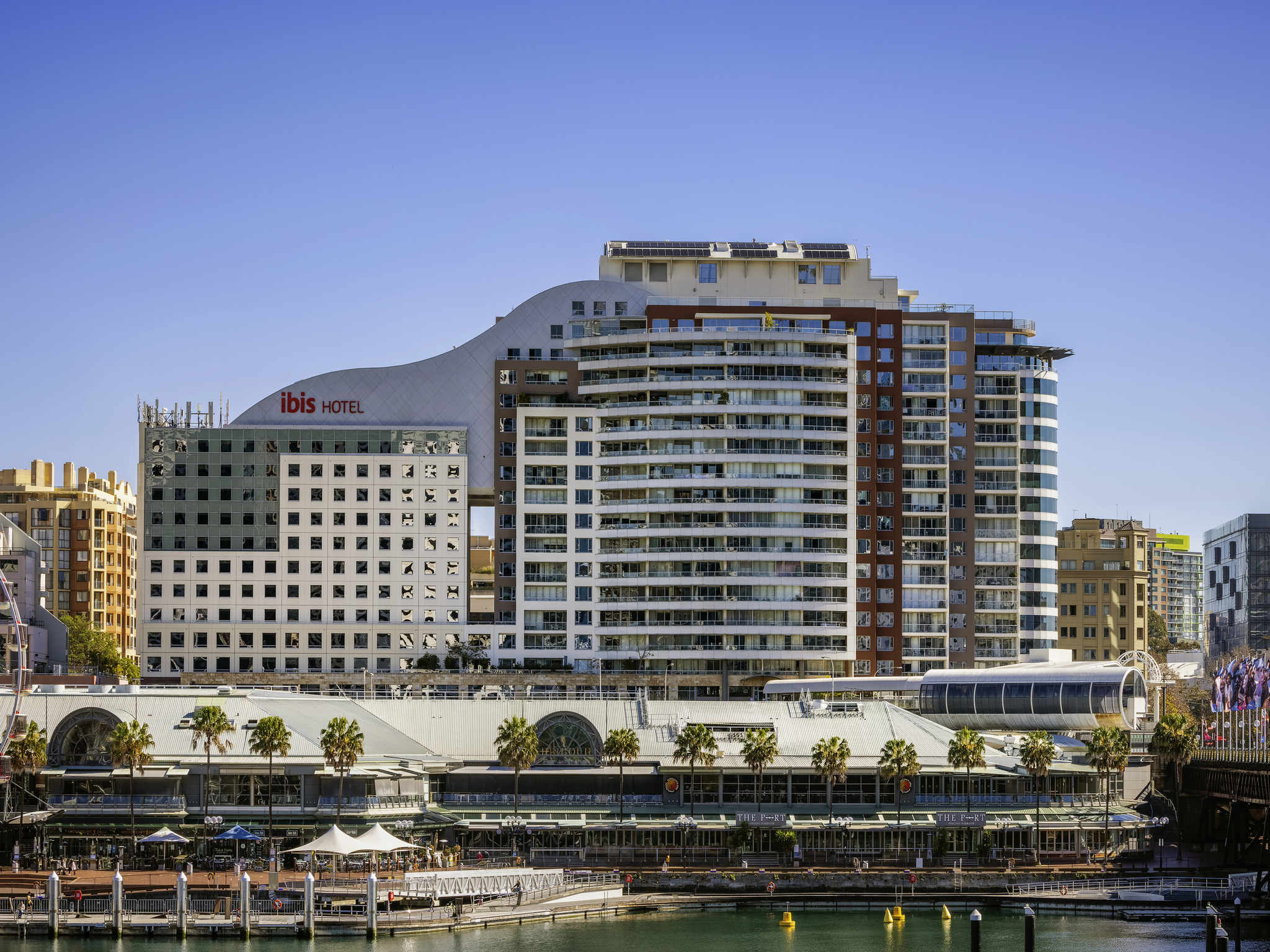 Hotel – ibis Sydney Darling Harbour