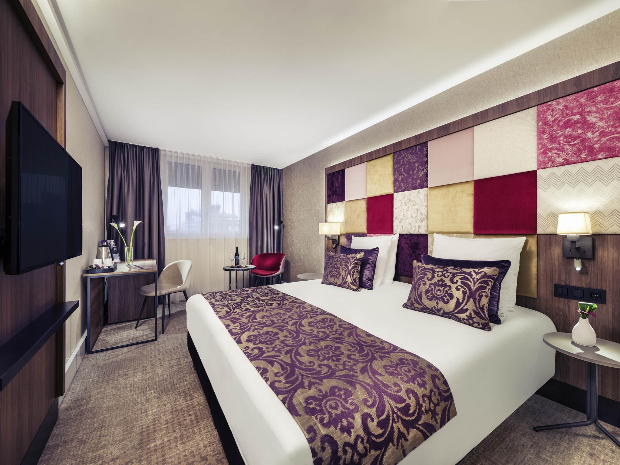 โรงแรม – Mercure Budapest Korona Hotel