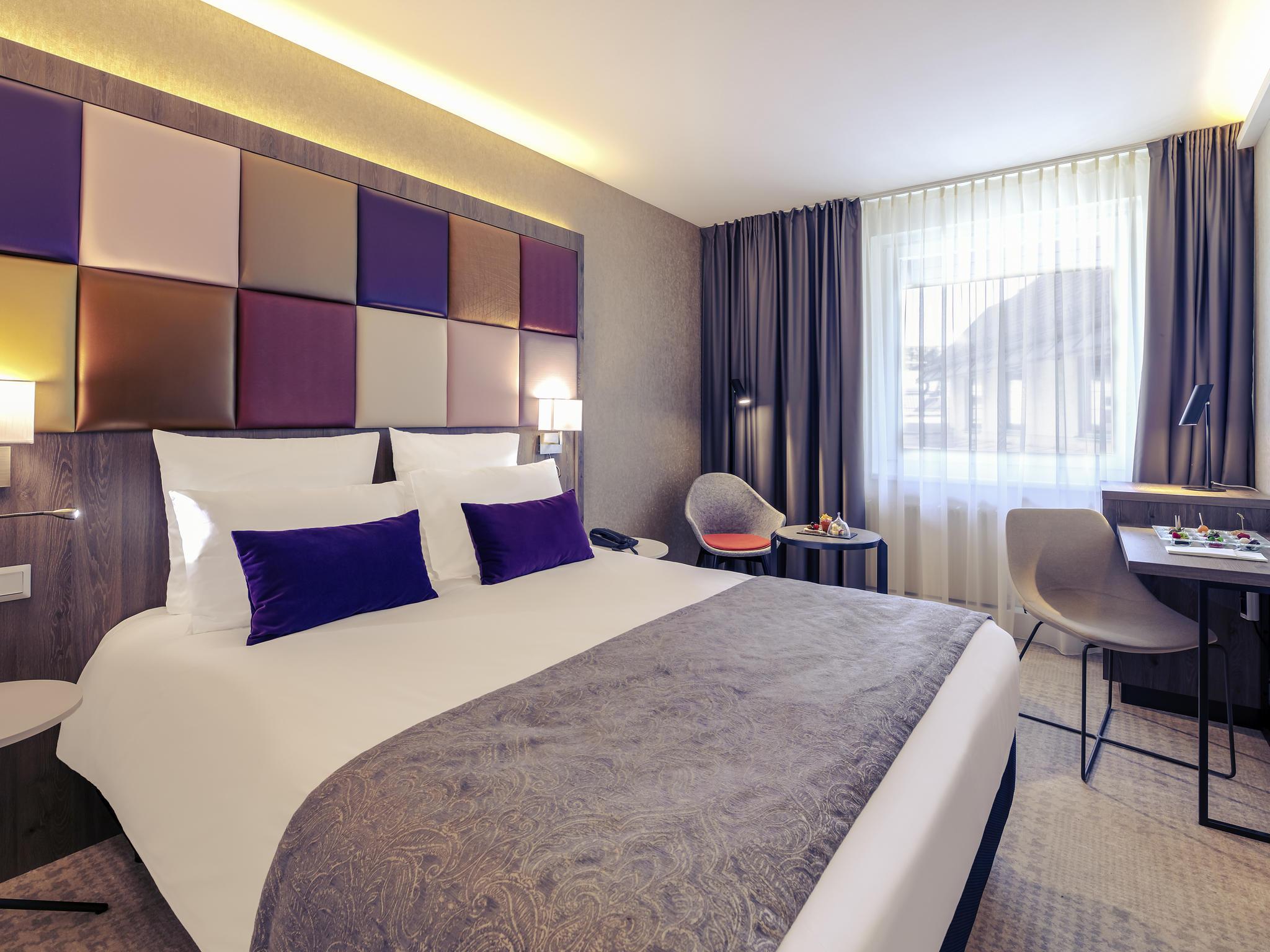 Chambres - Mercure Budapest Korona Hotel