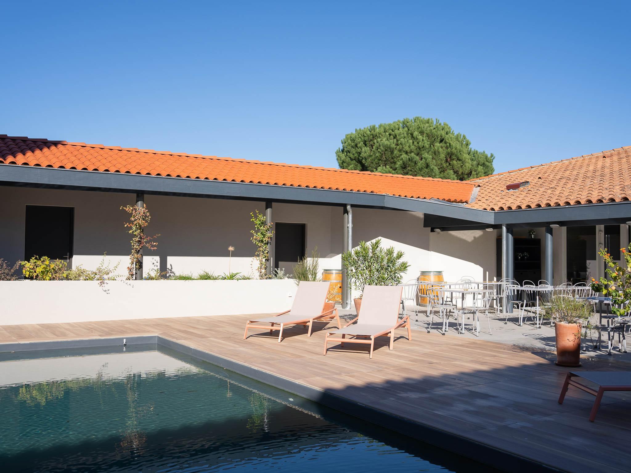 โรงแรม – ibis Montauban