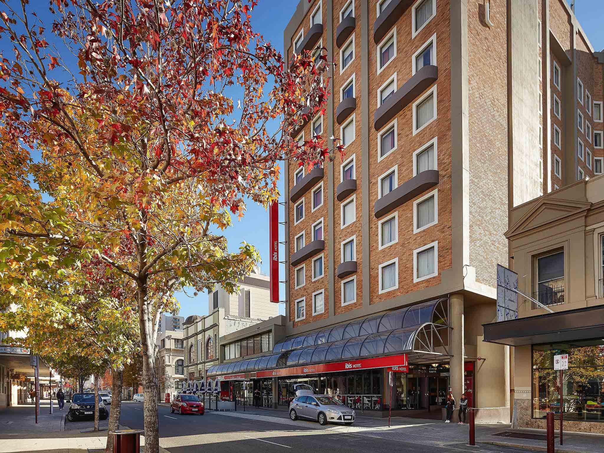 โรงแรม – ibis Perth