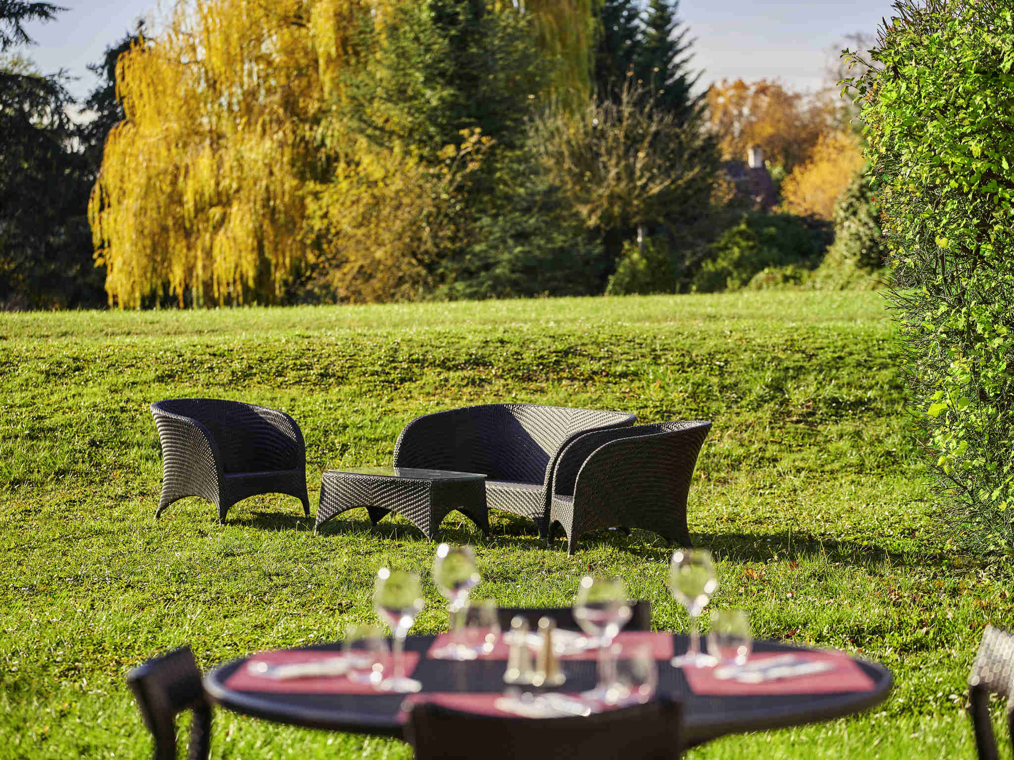 Hotel – Novotel Sénart Golf de Greenparc