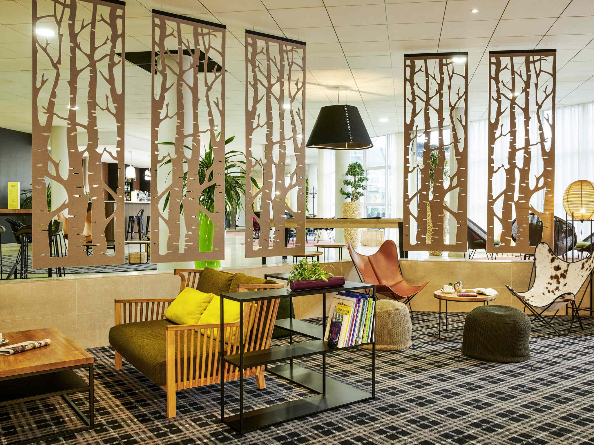 酒店 – 瑟纳特高尔夫绿色公园诺富特酒店
