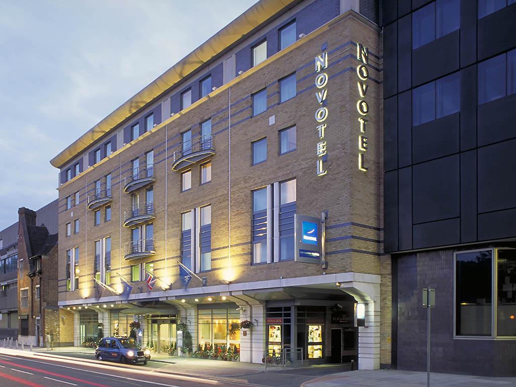 Hotel londen novotel londen waterloo for London appart hotel