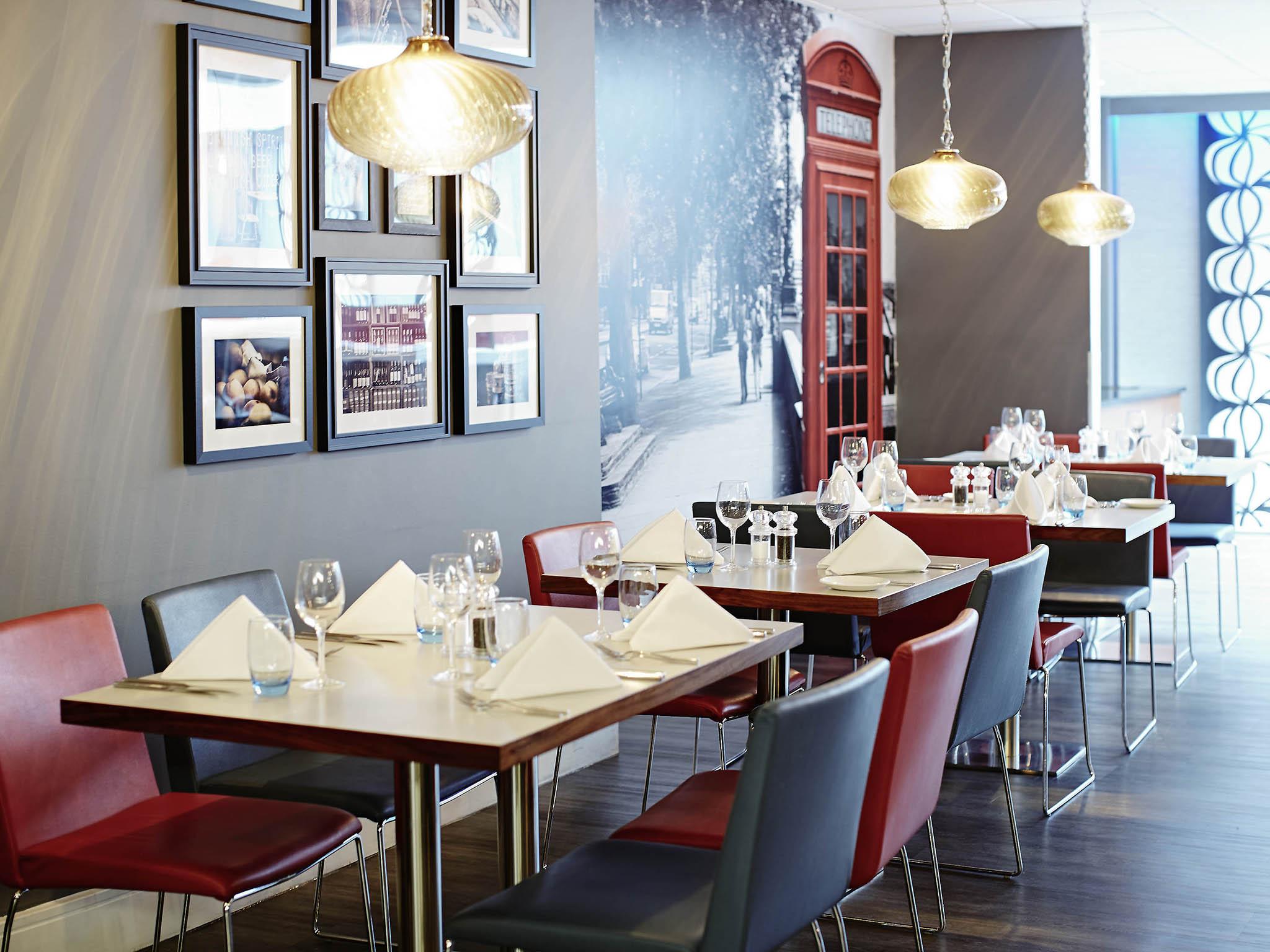Novotel London Waterloo | Central Hotels in London