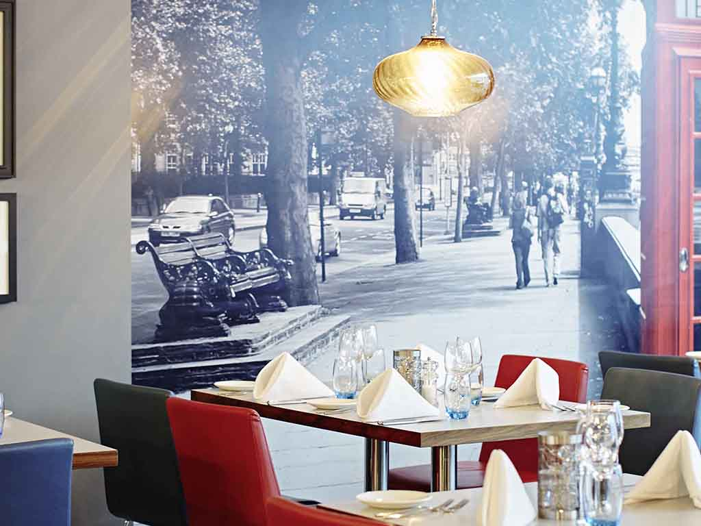 ELEMENTS RESTAURANT LONDON - Restaurants by AccorHotels