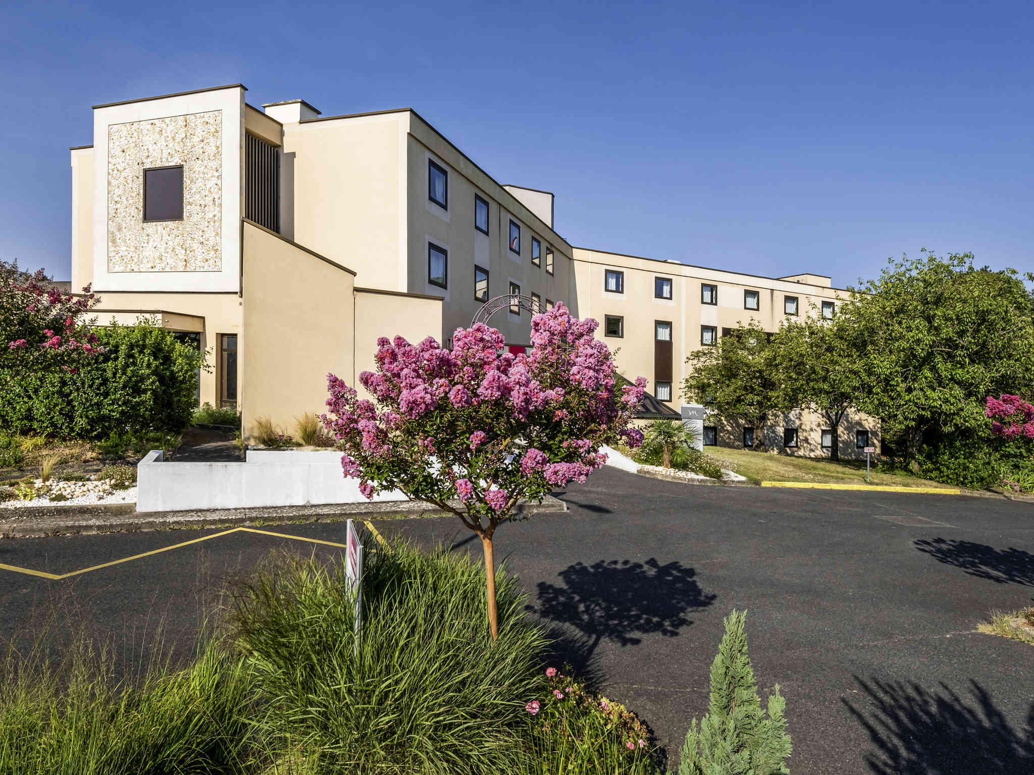 โรงแรม – Hôtel Mercure Tours Sud