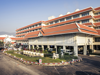 Find Relaxing Surroundings Convenient Location International Cuisine And Extravagant Service With Local Touch At Mercure Chiang Mai