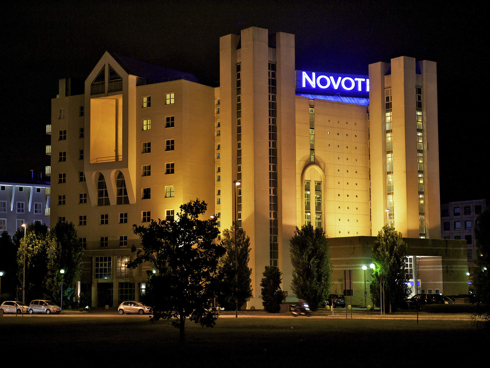 Hotell – Novotel Firenze Nord Aeroporto