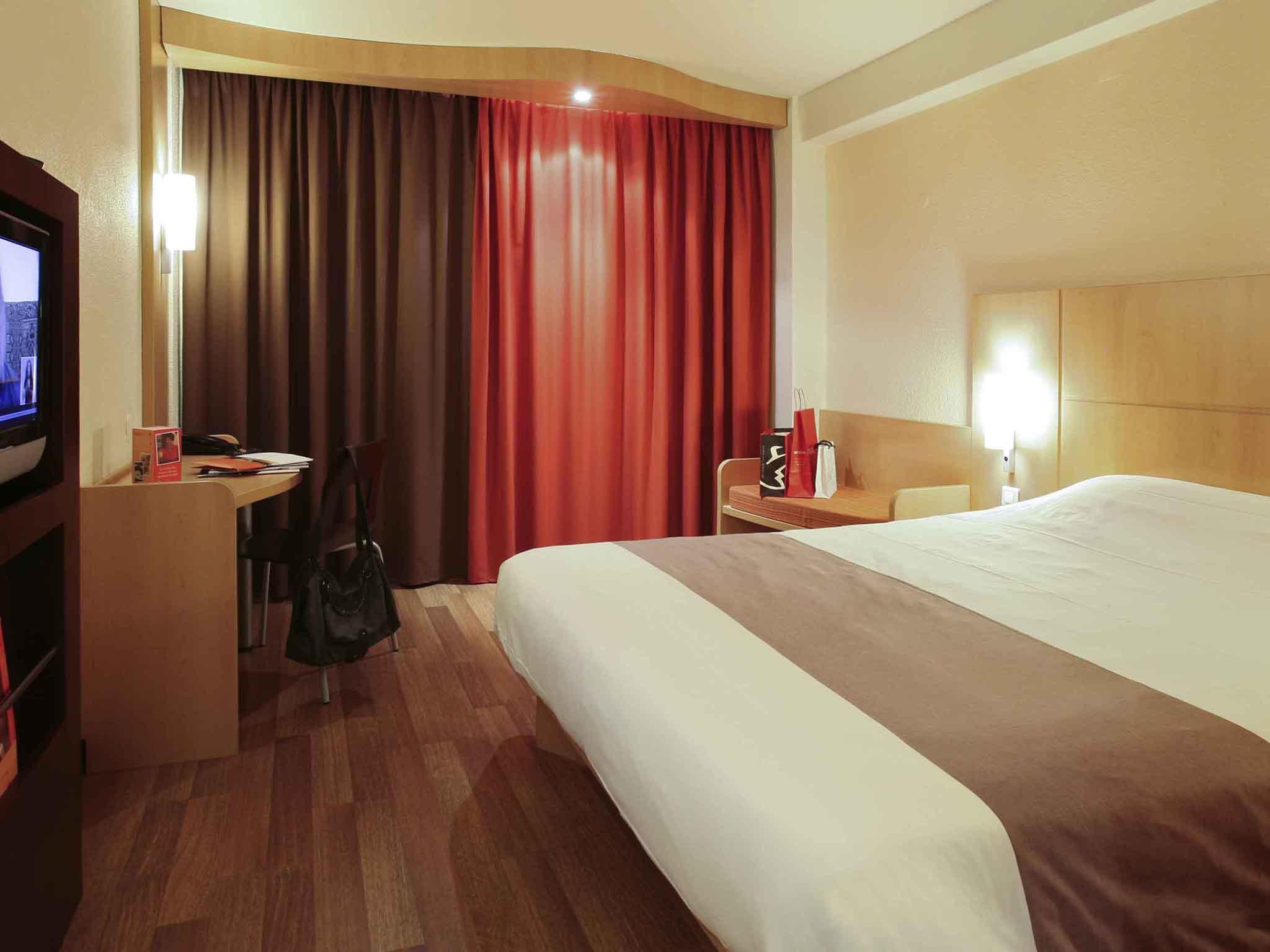 Отель — ibis Braga Centro