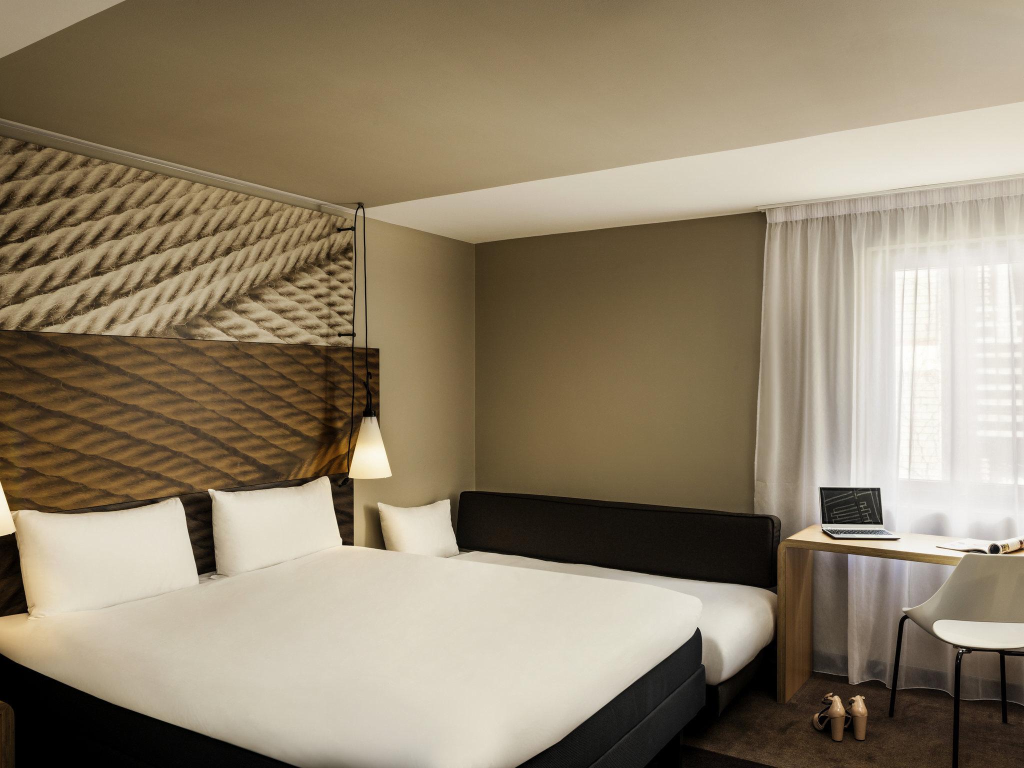 Hotel – ibis París Plaza de Italia distrito XIII