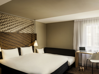 宜必思巴黎意大利广场 13ème 酒店