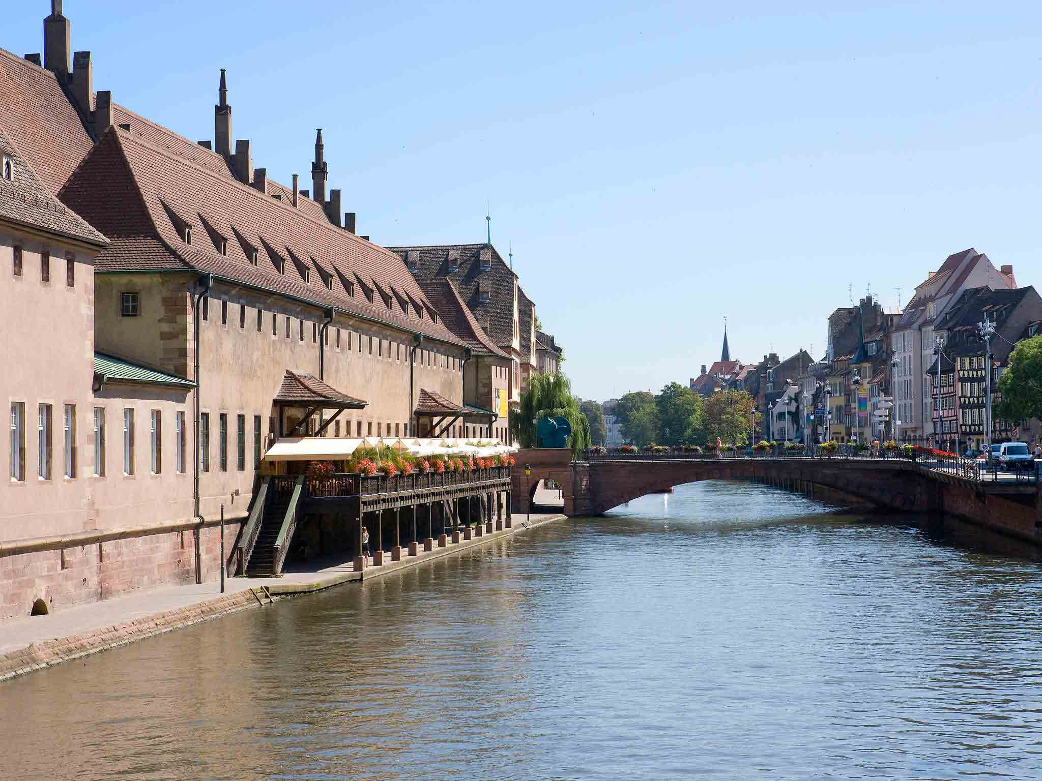 Hotel in STRASBOURG Mercure Strasbourg Centre Petite France hotel