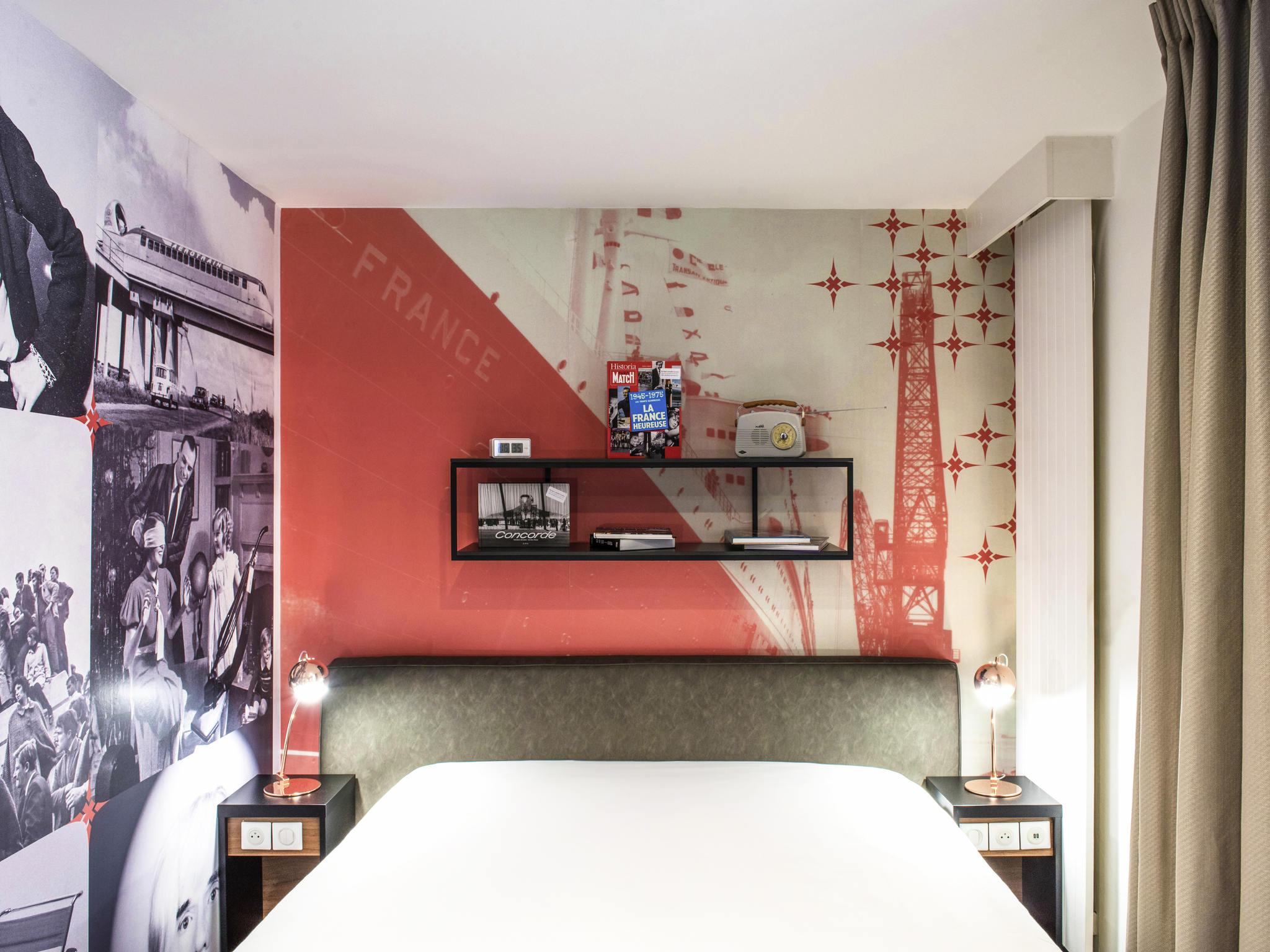 酒店 – 斯特拉斯堡中心小法兰西美居酒店