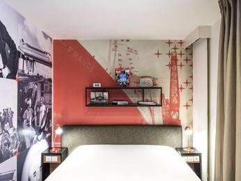 美居斯特拉斯堡圣若望酒店